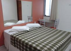 Hotel Center Express - Campina Grande - Schlafzimmer