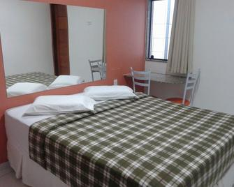 Hotel Center Express - Кампина-Гранде - Спальня