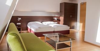 Hotel Schwarzer Bär - Linz - Schlafzimmer