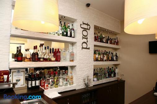 Hotel Fjord - Sozopol - Bar