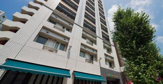 Ueno Hotel - Tóquio - Edifício