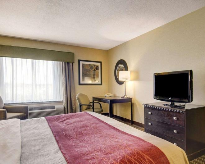 Comfort Inn - Woburn - Habitación