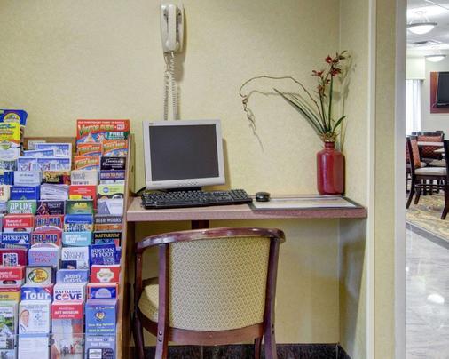 Comfort Inn - Woburn - Liikekeskus