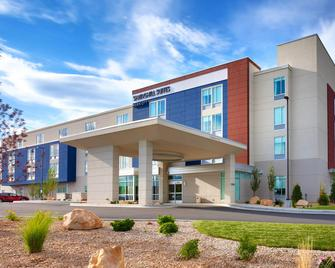 SpringHill Suites by Marriott Salt Lake City-South Jordan - South Jordan - Building