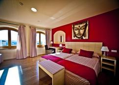 Hotel Condes de Castilla - Segovia - Phòng ngủ
