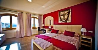孔德卡斯蒂利亞酒店 - 塞戈維亞 - 塞哥維亞 - 臥室