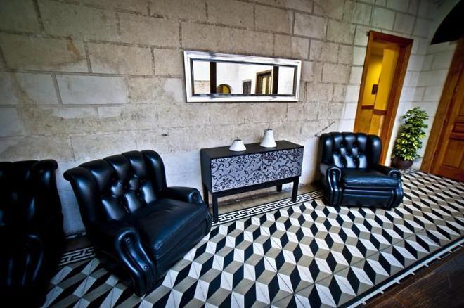 Hotel Condes de Castilla - Σεγκόβια - Σαλόνι