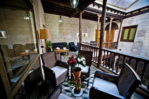 Hotel Condes de Castilla - Segovia - Parveke