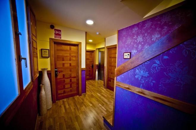 Hotel Condes de Castilla - Σεγκόβια - Διάδρομος
