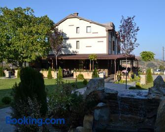 Ciflik Winery - Bitola - Edificio