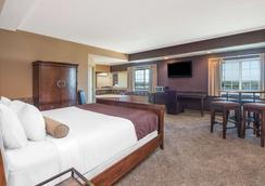 Microtel Inn & Suites by Wyndham Quincy - Quincy - Habitación