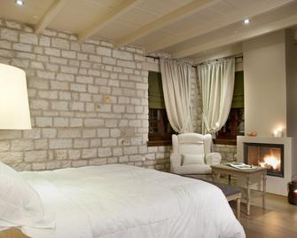 Aberratio Boutique Hotel - Aristi - Bedroom