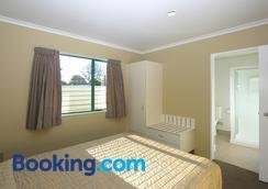 Discovery Motor Lodge - Masterton - Bedroom