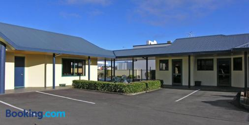 Discovery Motor Lodge - Masterton - Building