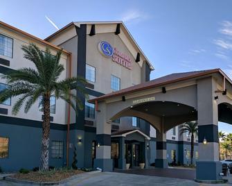 Comfort Suites Oil Center - Lafayette - Building