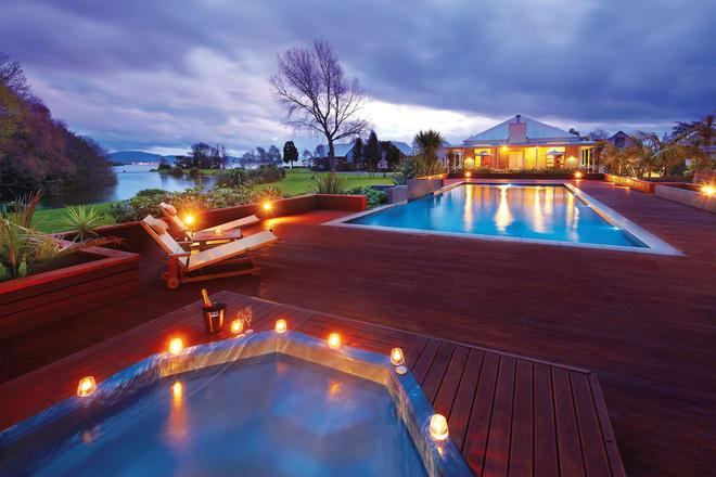Ramada Resort By Wyndham Rotorua Marama - Роторуа - Бассейн