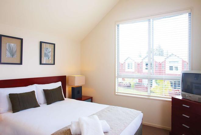 Ramada Resort By Wyndham Rotorua Marama - Rotorua - Phòng ngủ