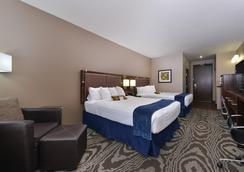 西佳威利斯頓套房酒店 - 威里斯頓 - Williston - 臥室