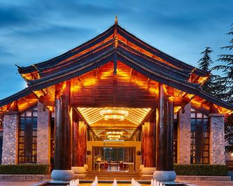 Intercontinental Lijiang Ancient Town Resort - Lijiang - Rakennus