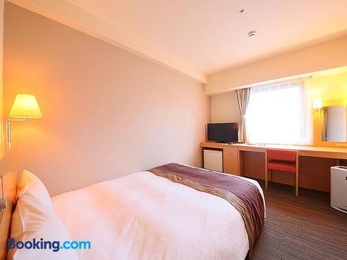 新潟獅子宮飯店 - 新潟 - 臥室