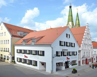 Fuchsbräu - Beilngries - Gebouw