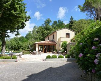 Agriturismo Valle Maira - Galati Mamertino - Edificio