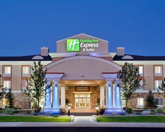 Holiday Inn Express Hotel & Suites Twin Falls, An IHG Hotel - Twin Falls - Edificio
