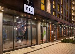 the niu Square - Mannheim - Building