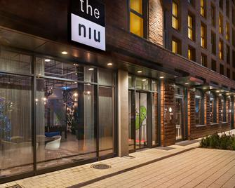 the niu Square - Mannheim - Gebouw