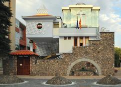 Best Western Hotel Turist - Skopje - Building