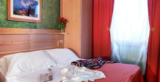 Hotel Meridiana - Florence - Bedroom