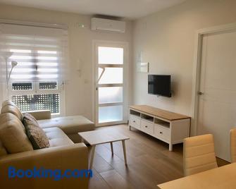 Apartamento San Miguel N.2 - Jarandilla de la Vera - Living room