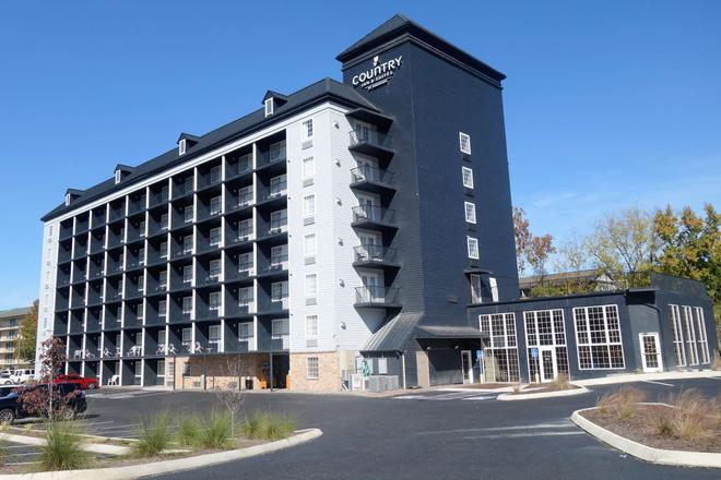 Country Inn & Suites by Radisson, Pigeon Forge S - Pigeon Forge - Building