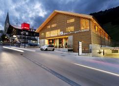 Alpen Select Apartments Kleinwalsertal - Mittelberg - Gebäude
