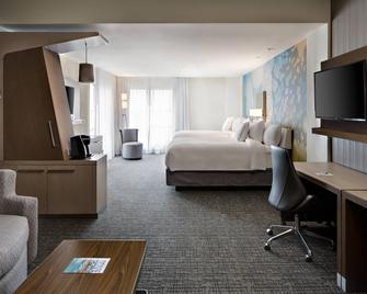 Courtyard by Marriott Houston Northwest/Cypress - Cypress - Bedroom
