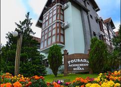 Hotel Aconchego da Serra - Грамаду - Здание