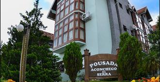 Hotel Aconchego da Serra - Gramado - Edificio