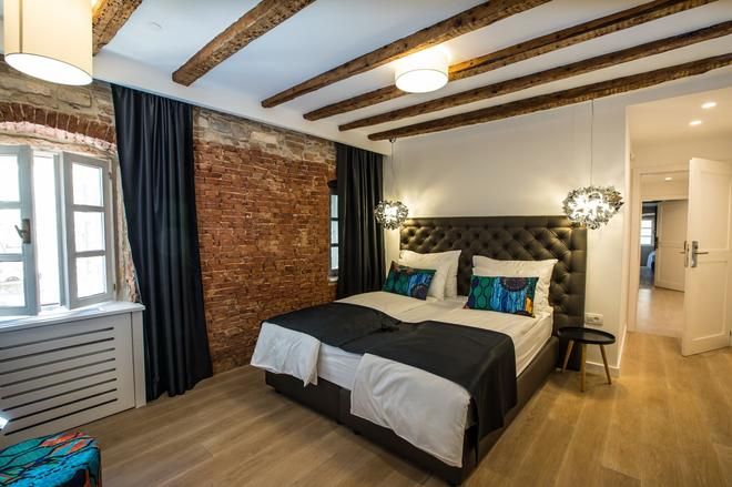 Spalato Luxury Rooms - Split - Habitación
