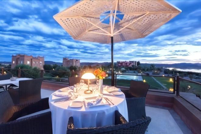 Hotel Sultana Royal Golf - Ouarzazate - Balcón