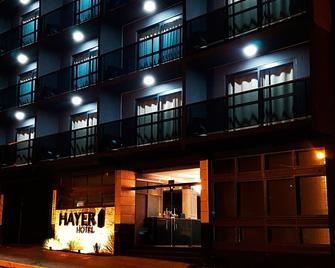 Hayer Hotel - Erechim - Building