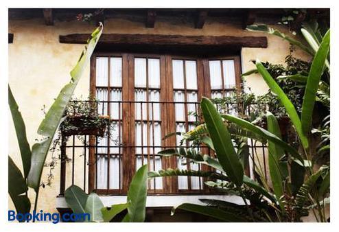 Hotel Meson De Maria - Antigua - Toà nhà