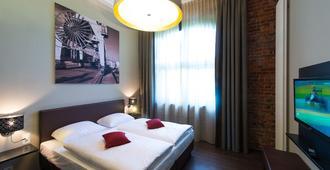 Hotel Volksschule - Hamburg - Bedroom