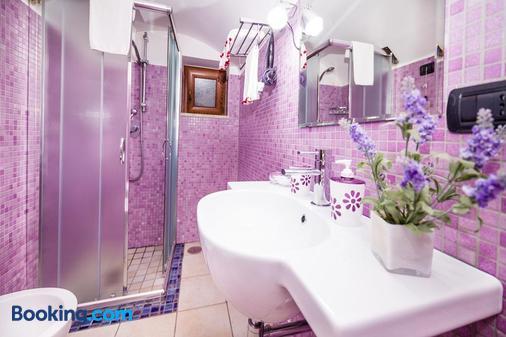 Bed & Breakfast La Casa DI Plinio - Pompei - Bathroom