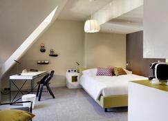 Hotel Continental Park - Люцерн - Спальня