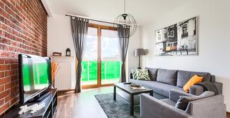 Apartment Shiraz - Warszawa - Stue