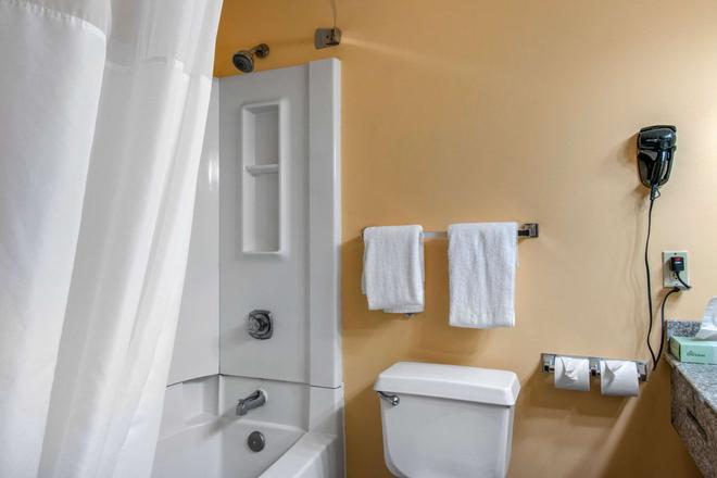 北卡萊爾戴斯酒店 - 卡萊爾 - 卡萊爾(賓夕法尼亞州) - 浴室
