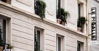 Le Pigalle - Париж - Здание