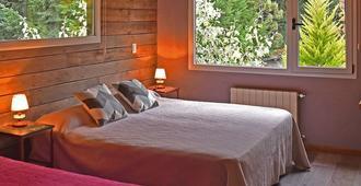 Hosteria Las Cumbres - Villa La Angostura - Phòng ngủ