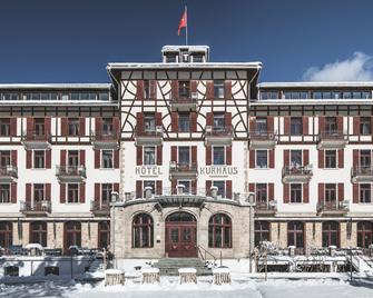 Hotel Kurhaus Bergün - Bergün/Bravuogn - Building