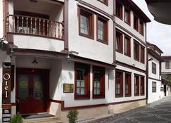 Simre Otel - Amasya - Bina